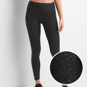 Gap gfast high waisted workout leggings